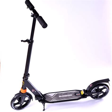 kids scooter with big wheels 2016 upgrade adult scooter aluminum two big wheels folding