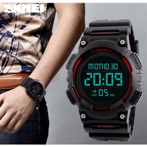 Skmei Jam Tangan Digital Pria Dg1248 Black Green skmei jam tangan digital pria dg1248 black blue