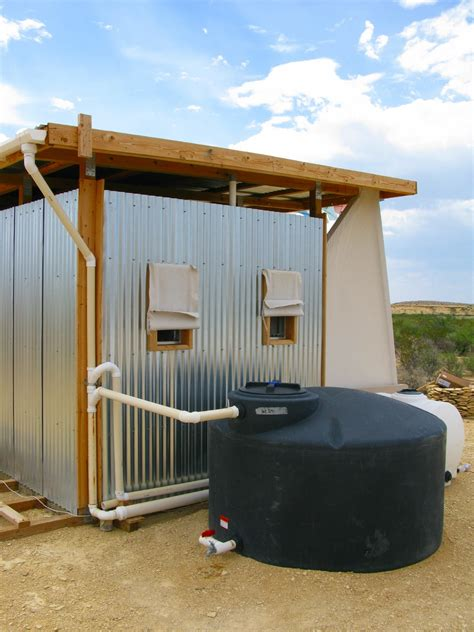 water tank design for house the field lab extremely sustainable homestead tiny house design