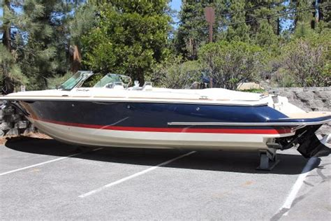 chris craft boats for sale lake tahoe runabout boats for sale in tahoe vista california