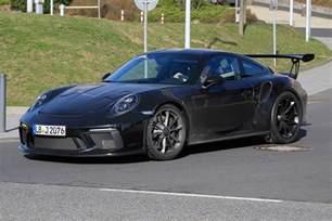 Porsche 911 Gt3 Rs Price Porsche 911 Gt3 Rs Facelift Spied Pictures Auto Express