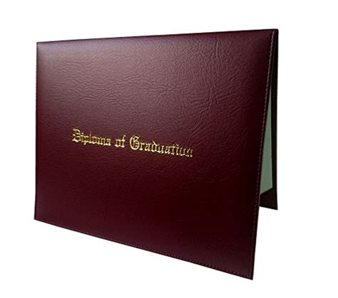 Mba For Diploma Holders In Uae by Certificate Cover Imprinted Quot Diploma Of Graduation Quot Faux