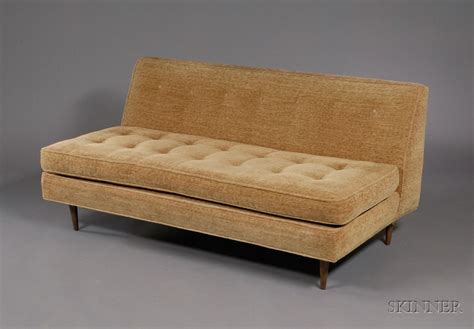 harvey couch harvey probber sectional sofa sale number 2416 lot