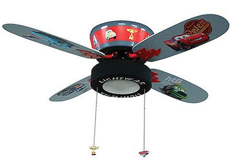 disney ceiling fans gondexy cars pixar logo