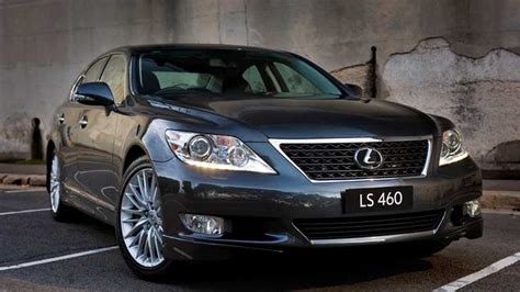 2009 lexus ls 460 reliability lexus ls460 prices specifications news and reviews