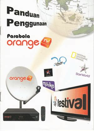 Harga Chanel Orange Tv dealer parabola digital
