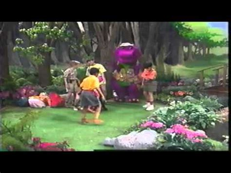Cing In The Backyard by Barney S Cfire Sing Along Part 2