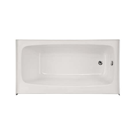 4 5 ft bathtub hydro systems trenton 4 5 ft x 36 in right drain bathtub