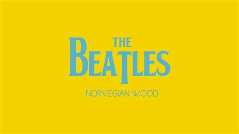 norwegian wood  beatles  cover song youtube