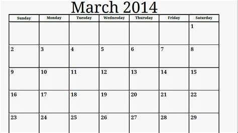 printable calendar 2015 for march free printable calendar free printable calendar march