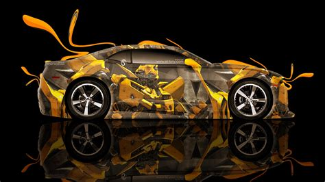 transformers 4 car wallpapers bumblebee transformers of the fallen free wallpaper hd