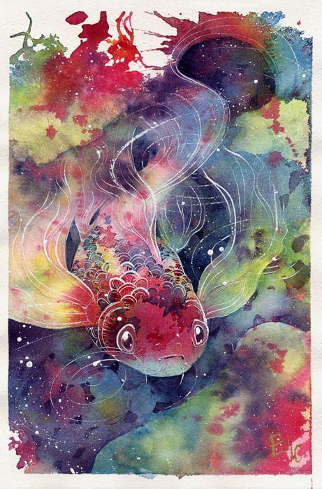 koi colors koi water colors