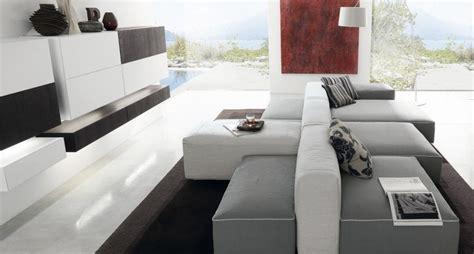 wohnzimmereinrichtung weiss grau sofa in grau 50 wohnzimmer mit designer
