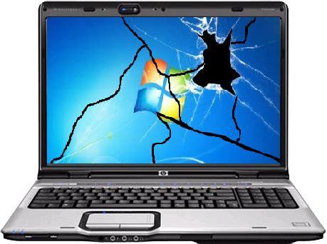 broken laptop screen das computer service