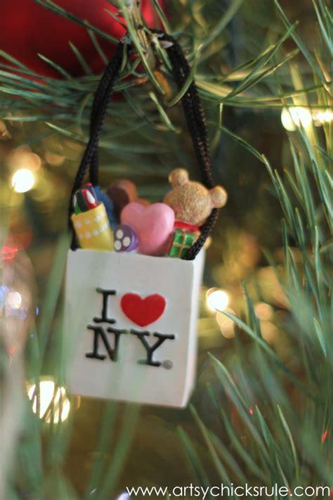 christmas tree oh christmas tree your ornaments are history oh tree 2014 i ny backwards christmastree ornaments holidaydecor