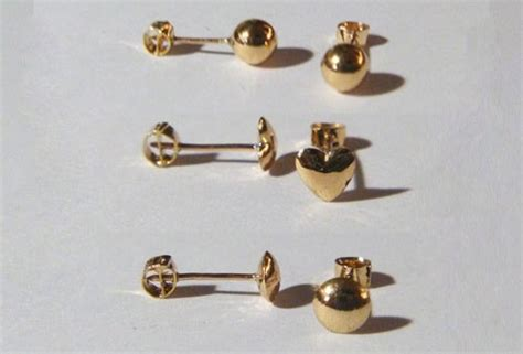 precio cadena de oro bebe aretes de oro de 18k para bebe en oferta s 55 00 en
