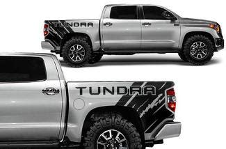 product: toyota racing development trd 4runner bed side