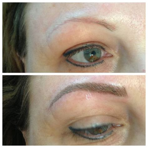 eyebrow feather tattoo newcastle elizabeth permanent cosmetics google search tatoo