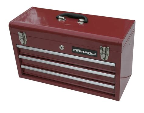 Portable Drawers Tool Box Portable With 3 Drawers Tbd133 X Automotive