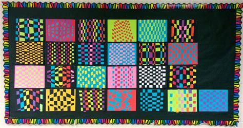 printable paper weaving worksheets op art paper weaving display art with mrs nguyen