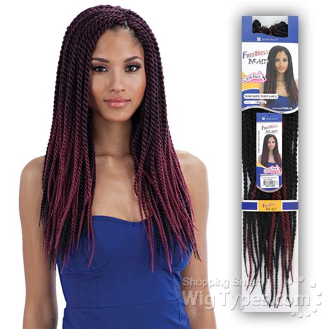large senegalese twist freetress synthetic braid senegalese twist large