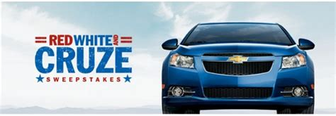 Military Sweepstakes - chevrolet gives ohio soldier a cruze he can use
