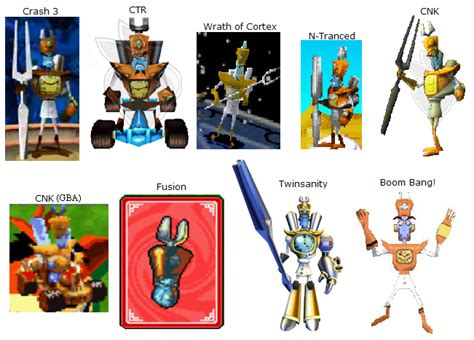 dr n tropy figure crash team racing n tropy pictures to pin on