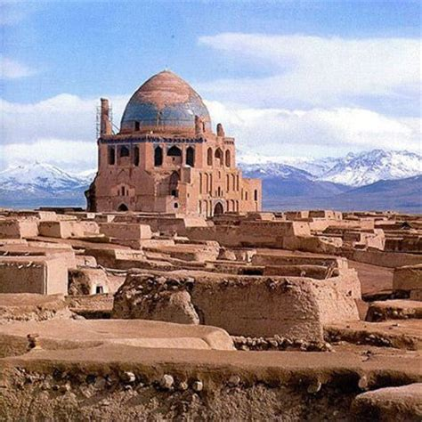 dome of soltaniyeh: symbol of islamic architecture and art