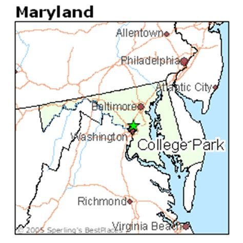 maryland map college park best places to live in college park maryland