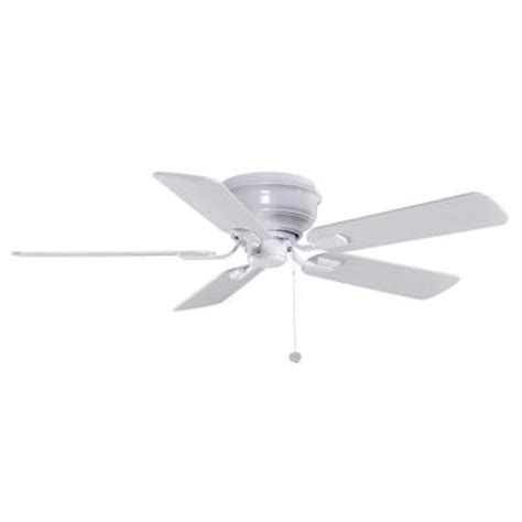 Hton Bay Hawkins Ceiling Fan by Hton Bay Hawkins 44 In White Ceiling Fan Yg204 Wh