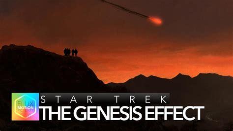 genesis trek trek the genesis effect