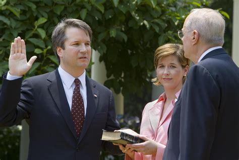 neil gorsuch and brett kavanaugh brett kavanaugh trump supreme court justice pick begins