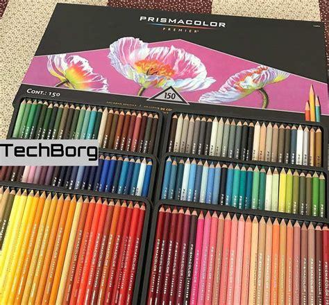 prismacolor colored pencils 150 prismacolor premier 150 lapices colores profesionales