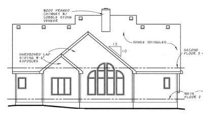 craftsman house plan 4 bedrooms, 2 bath, 2351 sq ft plan