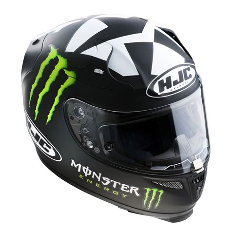 Motorradhelm Monster by Hjc R Pha 10 Ben Spies Monster Energy 2 2012 Moto Gp
