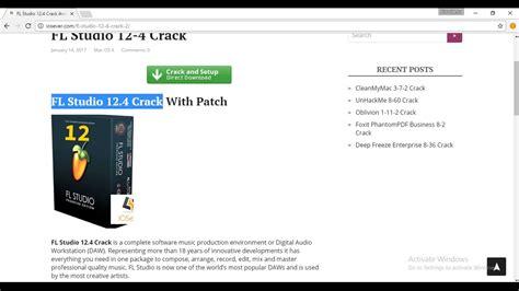 fl studio 12 full version keygen fl studio 12 4 key archives soft cracks and hacks