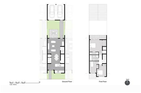 Flur Reihenhaus Gestalten by Terraced House Plans Escortsea