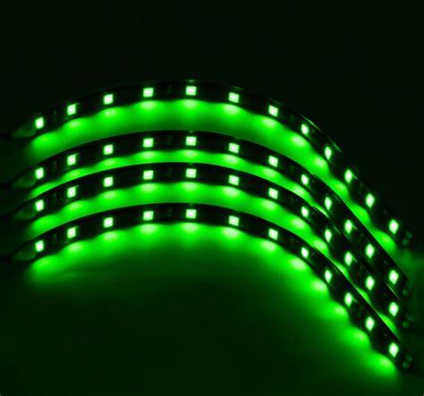 Auto Accessories Headlight Bulbs Car Gifts Green 30 Cm Green Led Light Strips
