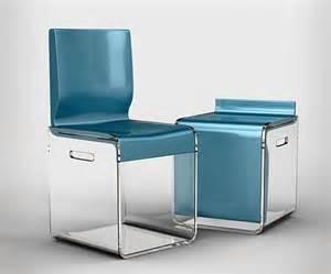 compact boxy chairs