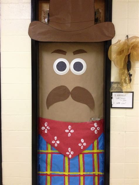 Cowboy Door Decorations by Cowboy Door Western Cowboy Decoration Photo Prop