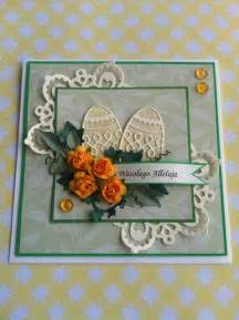 Paper Craft Card Ideas - 42 best images about cards easter vintage on