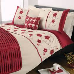Red Duvet Sets King Size Red Duvet Cover Bbt Com