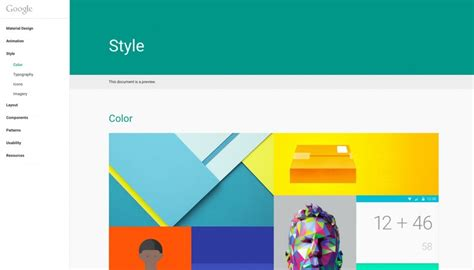 material design website maker material design material design website 5 by huge web site