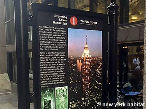 appartamenti new york settimana casa vacanza a new york monolocale financial district