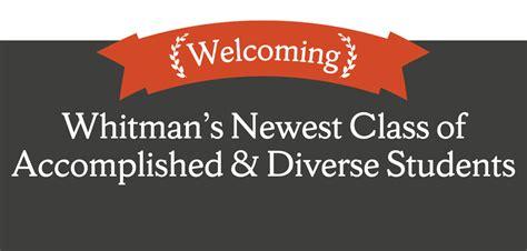 Whitman Mba Class Shehan by Fall 2017 Incoming Class Whitman Voices