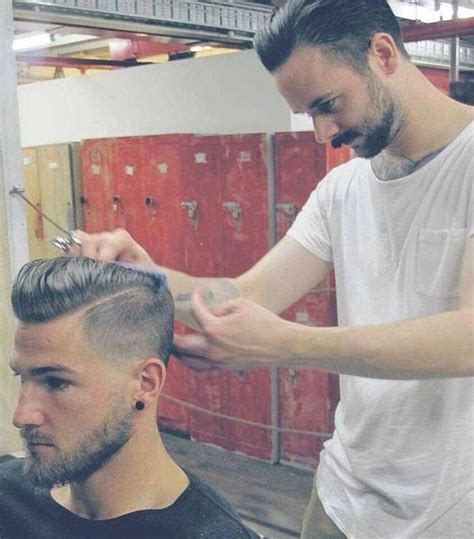 mens 59 s style hair coming back barber shop style love that classic men s haircuts are
