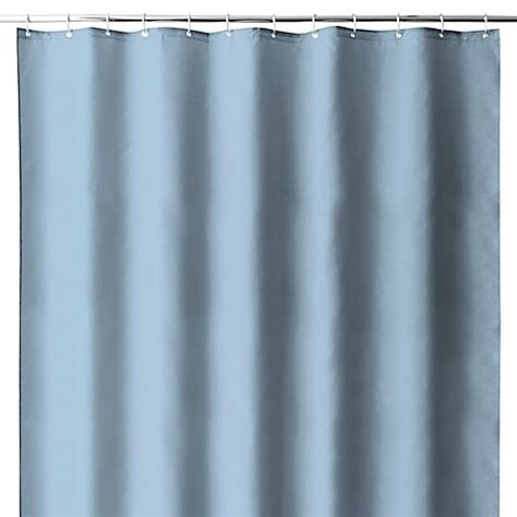blue shower curtain liner buy hotel fabric shower curtain liner with suction cups in