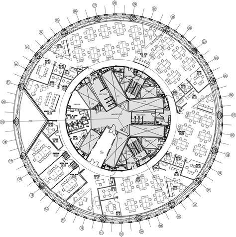 30 st mary axe floor plan 01 drawing michael osullivan design interior office 30 st