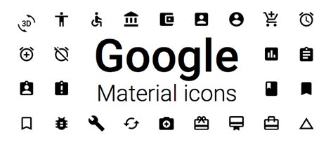 material design icon pack zip 100 android google material design freebies updated