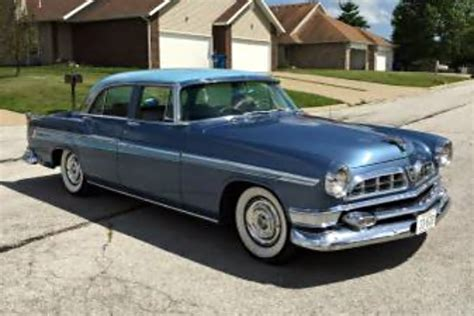 1955 Chrysler New Yorker Deluxe by 1955 Chrysler New Yorker Lusty History